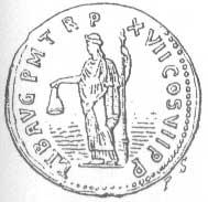 ローマ時代の貨幣