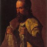 ジョルジュ・ド・ラ・トゥール 「聖小ヤコブ」